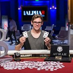 Fedor Holz dominated final table to take home WPT Alpha8 Las Vegas title