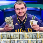 Kevin Eyster ships WPT Five Diamond Classic for $1.58M