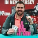 Robert Kuhn wins Harrah's Atlantic City Main Event